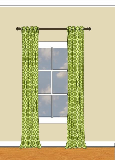 Curtain Length For 9 Foot Ceilings Curtain Menzilperde Net